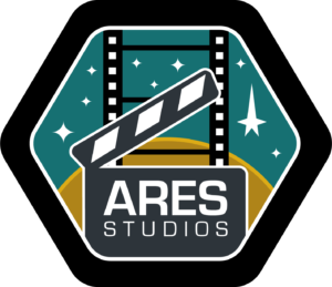 ARES LOGO FULL RES